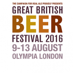 Great British Beer Festival discount codes