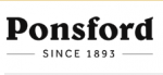 Ponsford discount codes