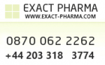 Exact Pharma discount codes