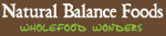 Natural Balance Foods discount codes