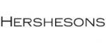 Hershesons discount codes